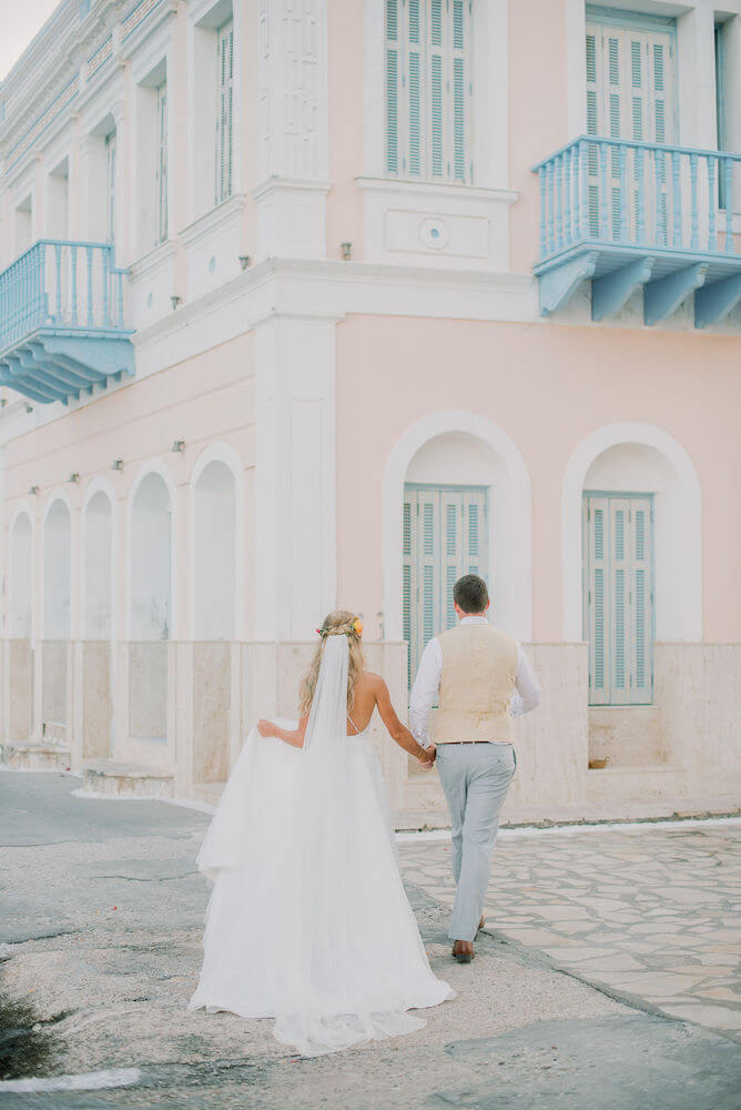 Destination wedding in Greece - Wedding Planner in Rhodes - lindos weddings - elopement in Kastelorizo