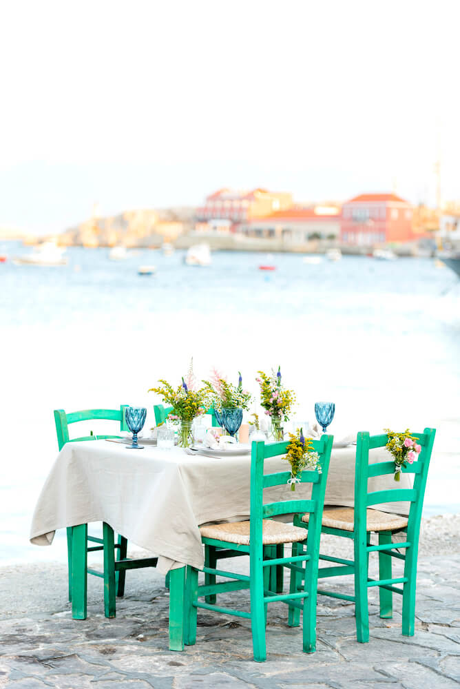 wedding in Halki - Destination wedding in Greece - Wedding Planner in Rhodes - lindos weddings
