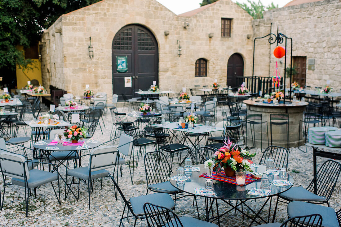 mexican fiesta party in Greece by eventions wedding planners